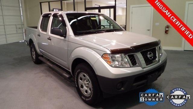 2012 Nissan Frontier 4D Crew Cab S