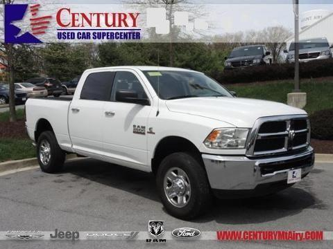 2014 RAM 2500 4 DOOR CREW CAB SHORT BED TRUCK