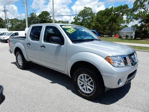 2015 Nissan Frontier 4 Door Crew Cab Short Bed Truck