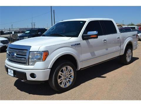 2012 Ford F-150 4 Door Crew Cab Short Bed Truck