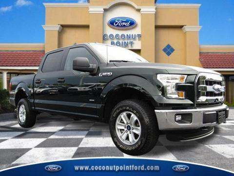 2016 Ford F-150 4 Door Crew Cab Short Bed Truck