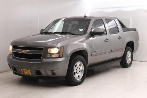 2007 Chevrolet Avalanche 4 Door Crew Cab Short Bed Truck