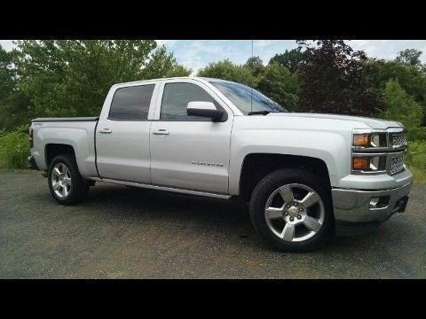 2014 Chevrolet Silverado 1500 4 Door Crew Cab Short Bed Truck
