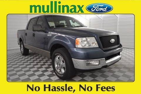 2005 Ford F-150 4 Door Crew Cab Short Bed Truck