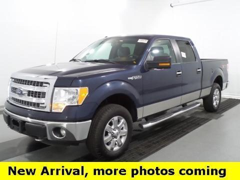 2014 Ford F-150 4 Door Crew Cab Short Bed Truck