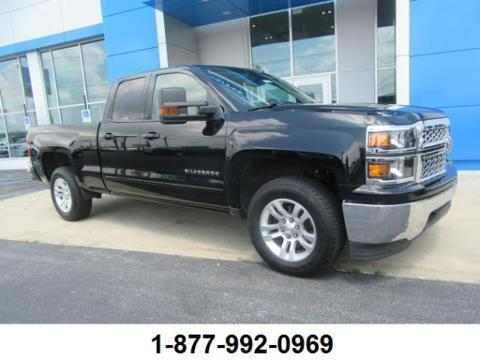 2015 Chevrolet Silverado 1500 4 Door Crew Cab Short Bed Truck