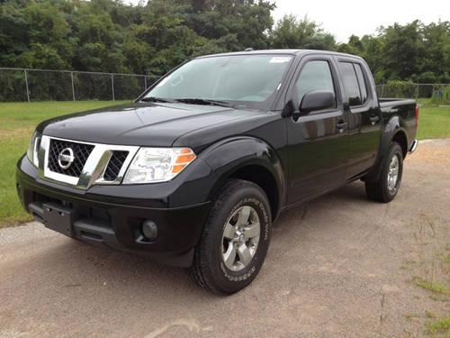 2013 nissan frontier pickup truck 2wd crew cab swb auto sv for sale in augusta georgia. Black Bedroom Furniture Sets. Home Design Ideas