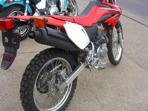 2008 Honda CRF230L