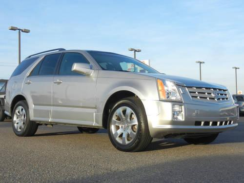 2007 cadillac srx crossover v6 for sale in beech island south carolina classified. Black Bedroom Furniture Sets. Home Design Ideas