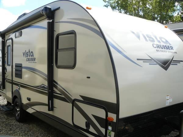 2016 Gulf Stream Vista Cruiser 19ERD Lightweight Trailer