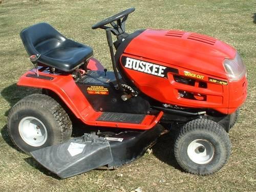 Huskee lt4200 Parts Manual
