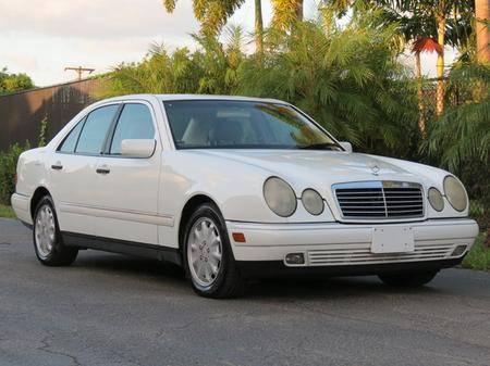 1999 mercedes benz 300d 6 cylinder inline turbo diesel for Mercedes benz diesel for sale in florida