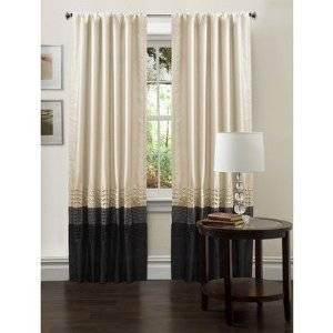 Window Curtains -Lush Decor- New
