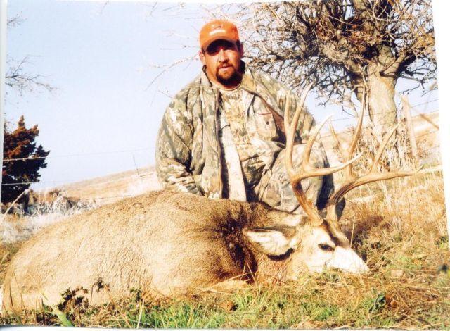 Archery Mule Deer Hunt
