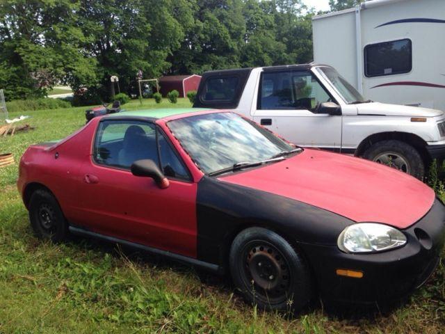 1995 Honda delsol