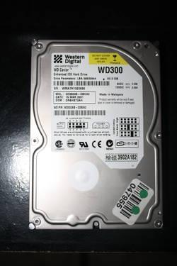 Western Digital IDE Desktop Hard Drive