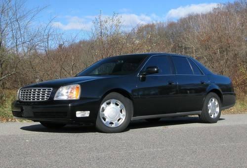 2000 Cadillac DeVille....EXCELLENT