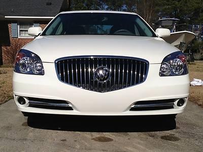 2011 Buick Lucerne CXL Premium, Diamond white, Great Deal!