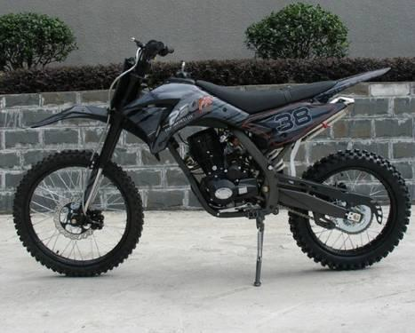 2012 APOLLO 250CC DIRT BIKE
