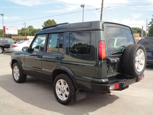 2004 land rover discovery hse for sale in chandler texas classified. Black Bedroom Furniture Sets. Home Design Ideas
