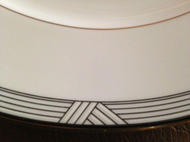 15 place settings fine bone china dishes - Christopher Stuart Empire