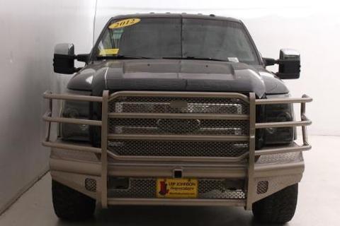 2012 Ford F-250 4 Door Crew Cab Truck