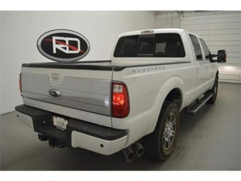 2015 Ford F-250 4 Door Crew Cab Truck