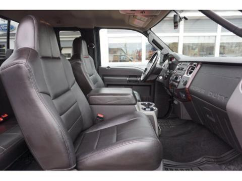 2010 FORD F-350 4 DOOR EXTENDED CAB TRUCK
