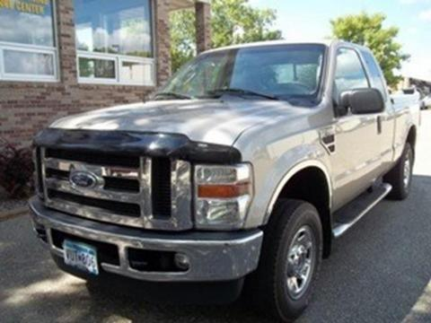 2008 FORD F-250 4 DOOR EXTENDED CAB TRUCK