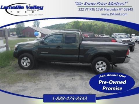2014 Toyota Tacoma 4 Door Extended Cab Truck