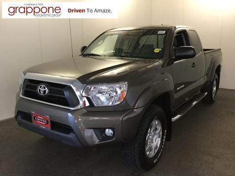 2015 Toyota Tacoma 4 Door Extended Cab Truck