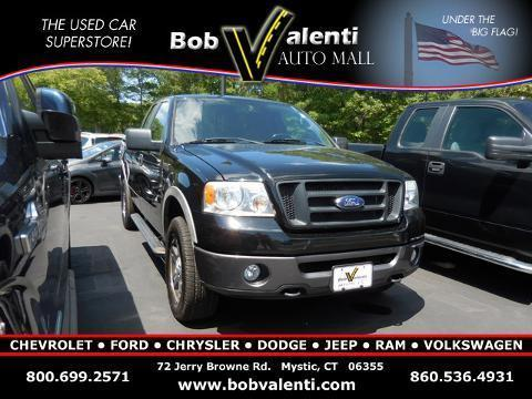 2007 Ford F-150 4 Door Extended Cab Truck