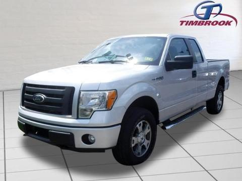 2010 Ford F-150 4 Door Extended Cab Truck