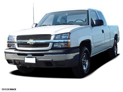2004 Chevrolet Silverado 1500 4 Door Extended Cab Truck