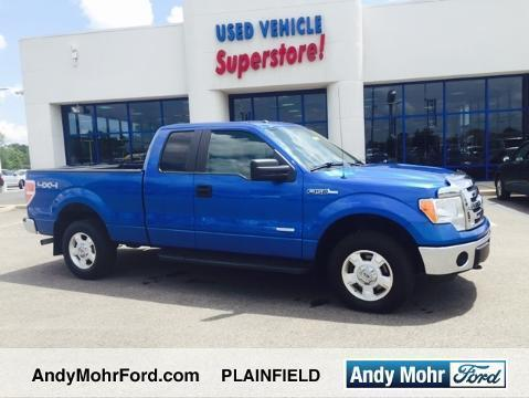 2011 Ford F-150 4 Door Extended Cab Truck