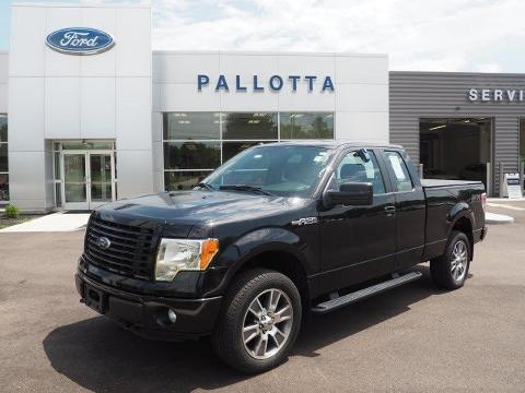 2014 Ford F-150 4 Door Extended Cab Truck