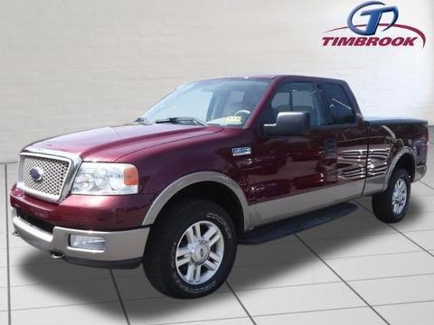 2004 Ford F-150 4 Door Extended Cab Truck