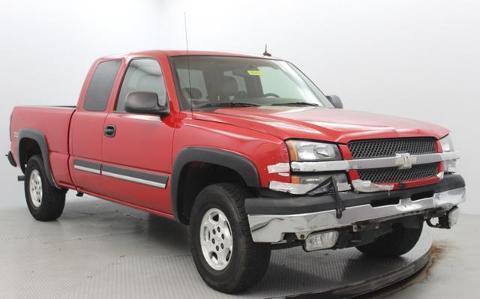 2003 Chevrolet Silverado 1500 4 Door Extended Cab Truck