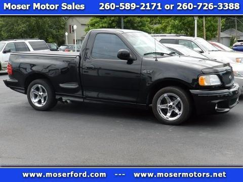 2000 Ford F-150 2 Door Flareside Truck