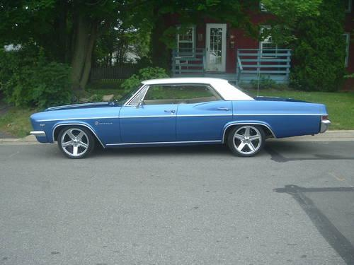 1966 impala 4 door hardtop for Sale in State College ...