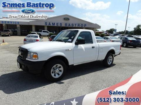 2009 Ford Ranger 2 Door Long Bed Truck