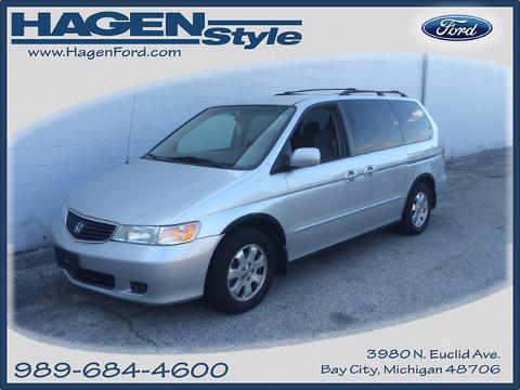 2001 Honda Odyssey 4 Door Passenger Van