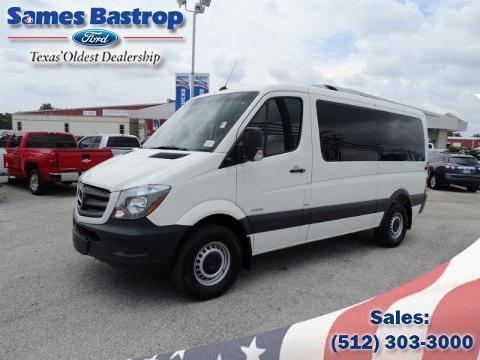 2015 Mercedes-Benz Sprinter 3 Door Passenger Van