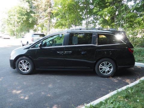 2013 Honda Odyssey 4 Door Passenger Van