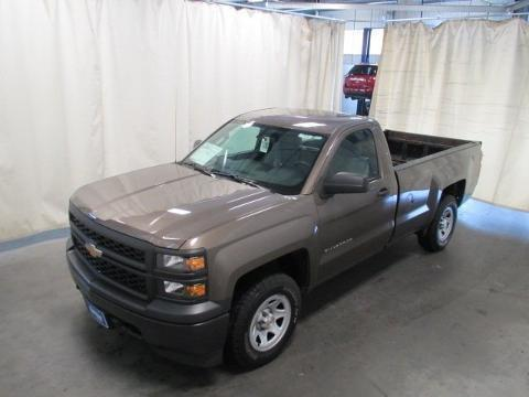 2014 Chevrolet Silverado 1500 2 Door Regular Cab Truck