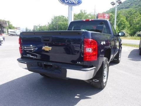 2012 Chevrolet Silverado 1500 2 Door Regular Cab Truck