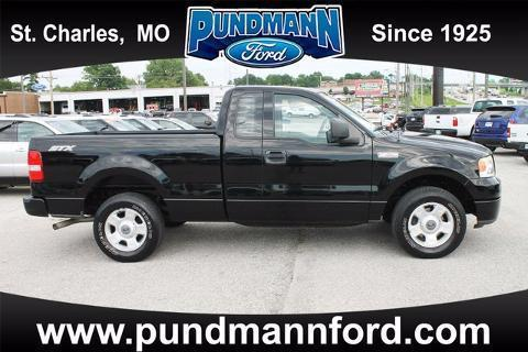 2004 Ford F-150 2 Door Short Bed Truck