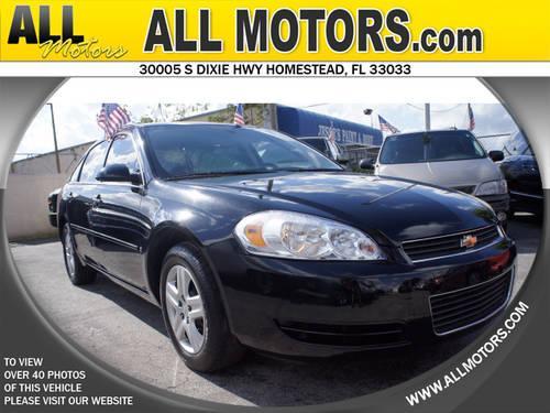 2006 Chevrolet Impala 4 Dr Sedan Lt For Sale In Homestead