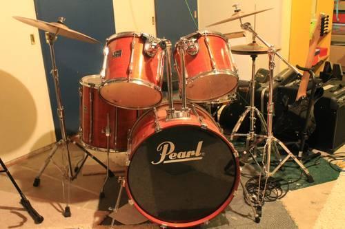Roland TD-8K Electric Drum Set