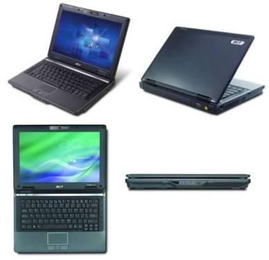 Acer TravelMate 6292 Dual Core Laptop